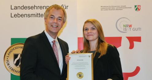 Hövelmann Landesehrenpreis NRW 2015