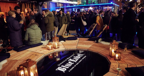 Johnnie Walker Pop-Up Stores München