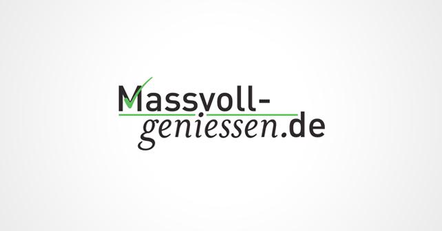 maßvoll-genießen.de Logo