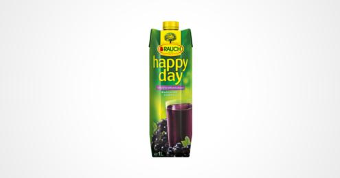 Rauch Happy Day Schwarze Johannisbeere