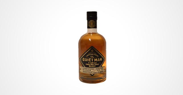 The Quiet Man Single Malt 8 Jahre