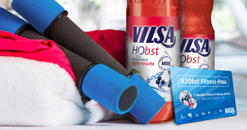 VILSA H2Obst Trainings-Pass