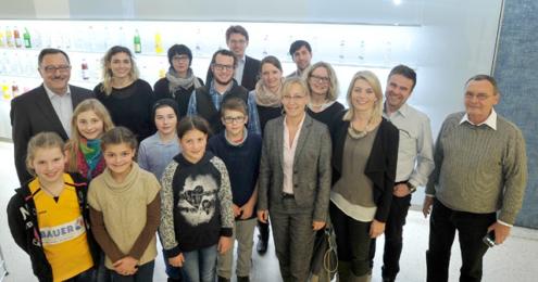 """alwa ist leben"" Preisträger 2015"