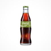 Coca-Cola Life Glasflasche