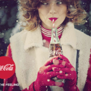 Coca-Cola Taste the Feeling Kampagnenmotiv