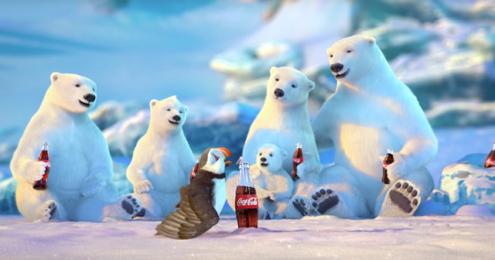 Coca-Cola Winterkampagne 2015-2016