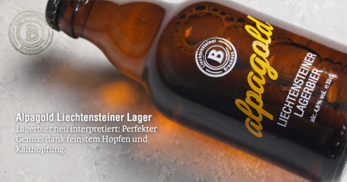 Liechtensteiner Bier Website Relaunch