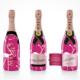 Moët Rosé Flamingo Limited Edition