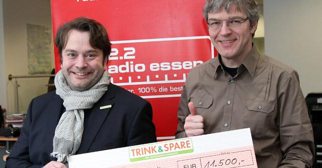 Trink & Spare Aktion Lichtblicke e.V.