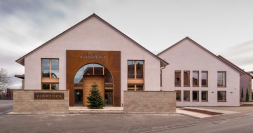 Weinkonvent Dürrenzimmern Gebäude