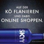 SKYY_Vodka_Plakatmotiv_Düsseldorf