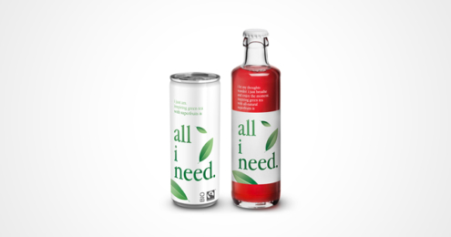 all i need. Dose Flasche