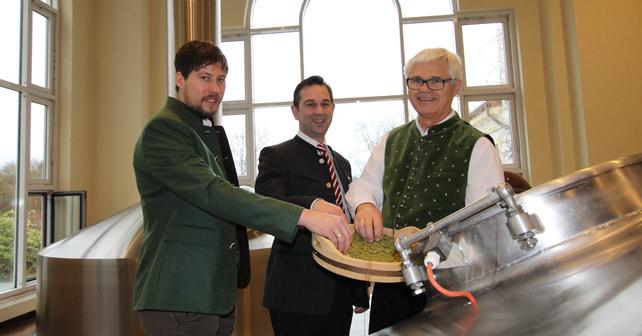 Brauerei Aldersbach Bier in Bayern