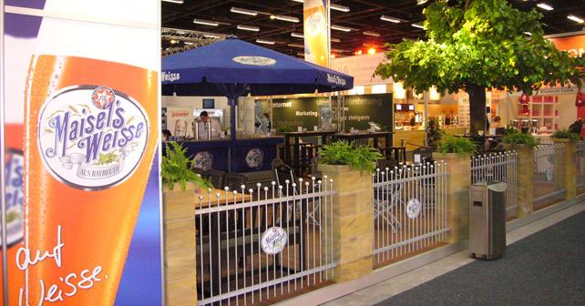 Brauerei Gebr. Maisel Biergarten