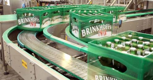Brinkhoff's No.1 neuer Markenkasten