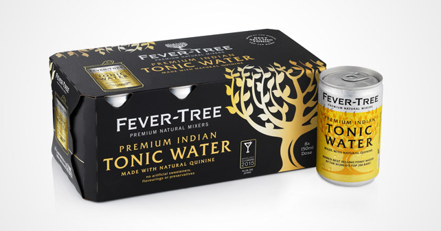 FEVER-TREE Indian Tonic Water Dose Fridgepack