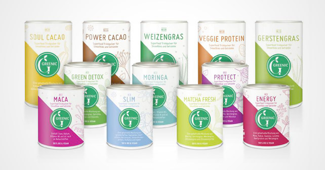 Greenic Superfood Trinkpulver