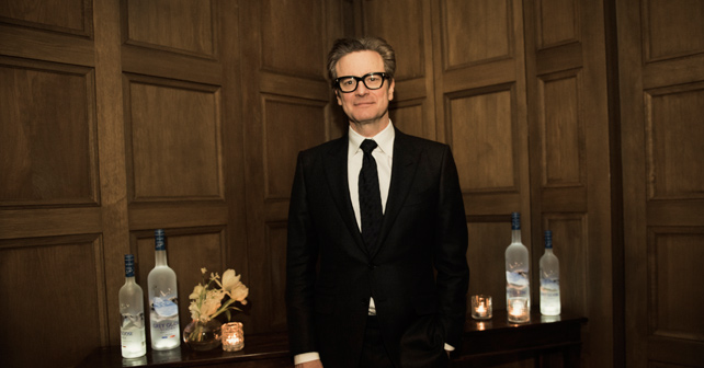 GREY GOOSE Berlinale 2016 Colin Firth