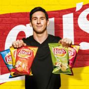 PepsiCo Lay's Lionel Messi