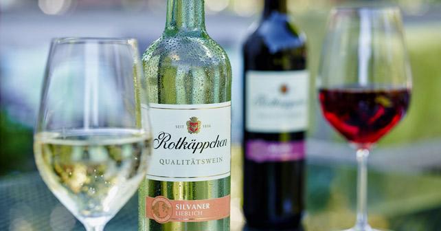Rotkäppchen Qualitätswein Lieblich