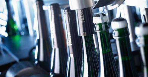 Schloss Wachenheim AG Flaschen Produktion