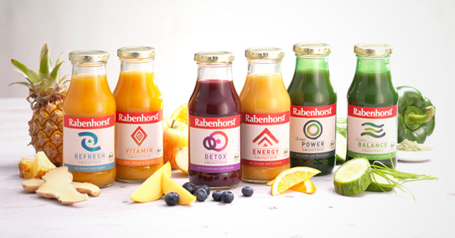 Rabenhorst Smoothies