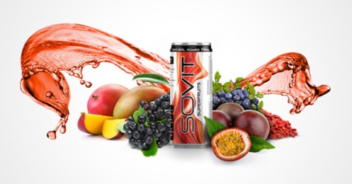 SOVIT Natural Power Drink