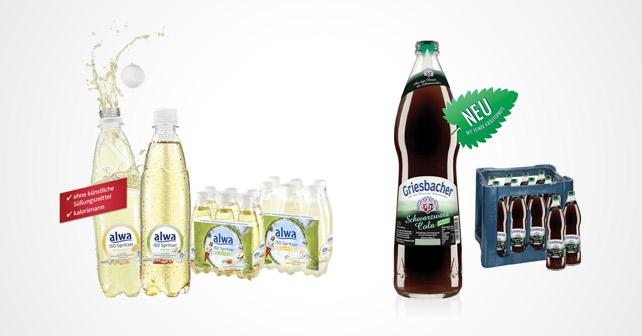 Winkels alwa iso Griesbacher Cola