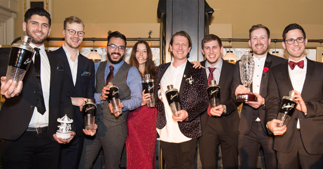 BACARDÍ Legacy Global Cocktail Competition Finale London 2016