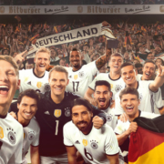 Bitburger Fan Force One DFB -Team EM 2016