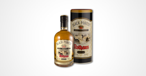 Black Forest Rothaus Single Malt Whisky 8. Charge