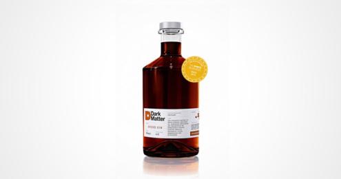 Dark Matter Spiced Rum Gold Rum Masters 2016