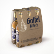 Gaffel Sixpack neues Design