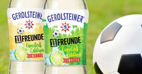 Gerolsteiner 11Freunde Limited Edition
