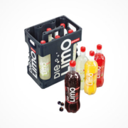 granini Die Limo Mehrweg-Kiste