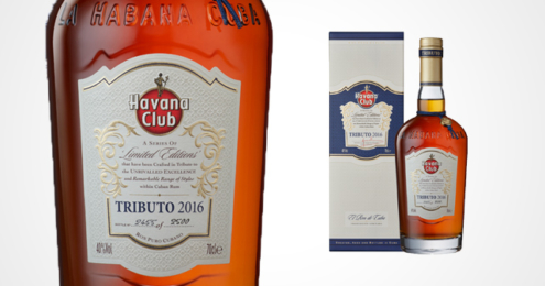 Havana Club Tributo Limited Collection 2016