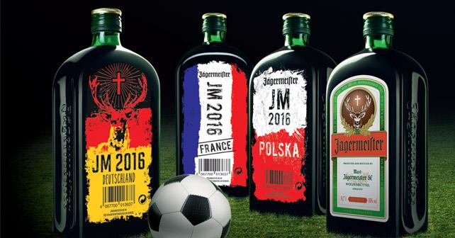 Jägermeister EM 2016 Sonderedition