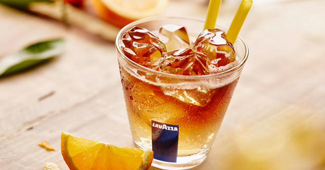 Lavazza Cold Brew Orange