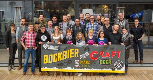 Maisel & Friends Bockbier meets Craftbeer Day 2016