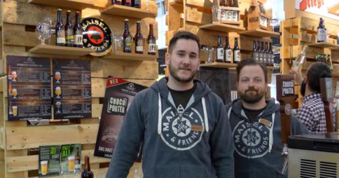 Maisel & Friends Craft Beer Arena INTERNORGA