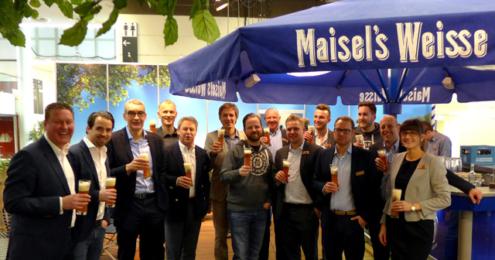 Maisel's Weisse Weissbiergarten INTERNORGA 2016
