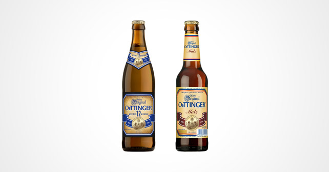 Oettinger Weissbier 12 Malz