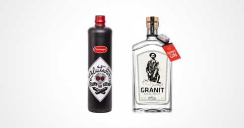 Penninger Blutwurz Granit Gin