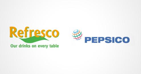 Refresco PepsiCo Logos