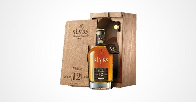 SLYRS Aged 12 Years zweite Auflage