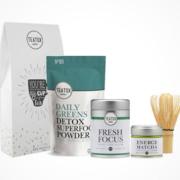 TEATOX FRESH FOCUS Organic Green Tea