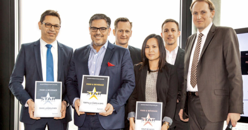 TOP HOTEL STAR AWARD 2016 Sieger