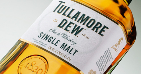 Tullamore D.E.W. 14 Year Old Single Malt