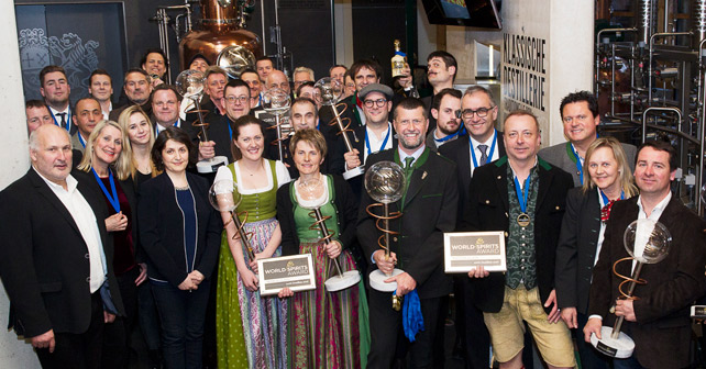 World-Spirits Award Sieger 2016