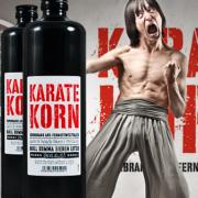 Teaser Karate Korn